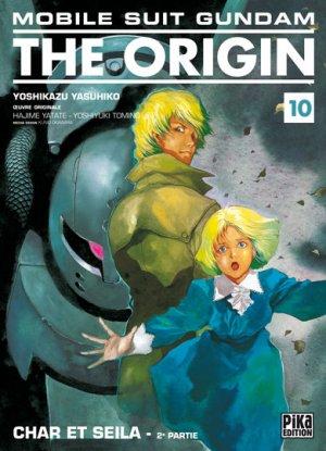 Mobile Suit Gundam - The Origin T.10