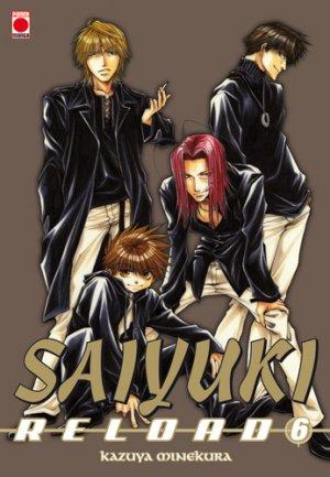 Saiyuki Reload 6