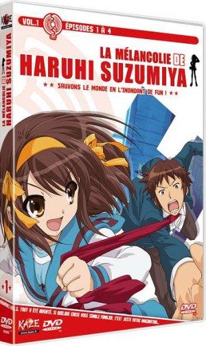 La Mélancolie de Haruhi Suzumiya édition Unité  -  VO/VF