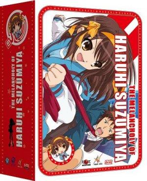 La Mélancolie de Haruhi Suzumiya édition Box