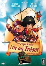 Les Joyeux Pirates de l'île au Trésor édition SIMPLE