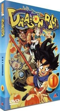 Dragon Ball édition UNITE BLEU  -  VF