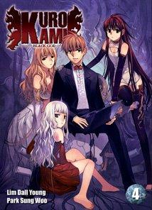 Kurokami - Black God T.4