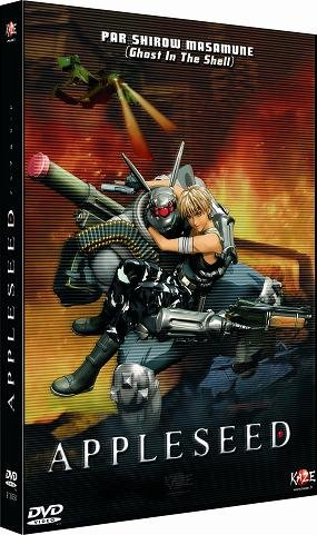 Appleseed 1 édition SIMPLE  -  VO/VF