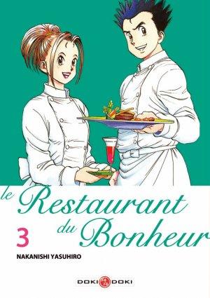Le Restaurant du Bonheur T.3