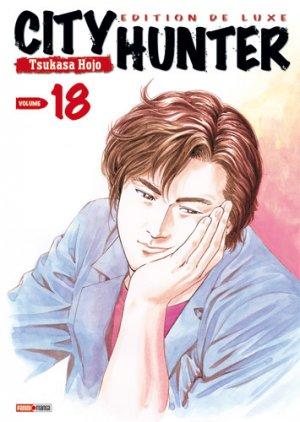 couverture, jaquette City Hunter 18 ULTIME (Panini manga) Manga