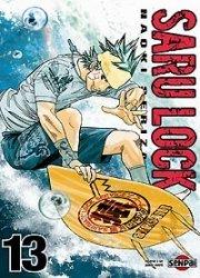 couverture, jaquette Saru Lock 13  (Pika) Manga