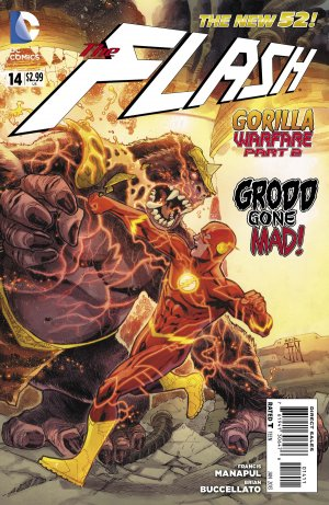 Flash # 14 Issues V4 (2011 - 2016) - The New 52