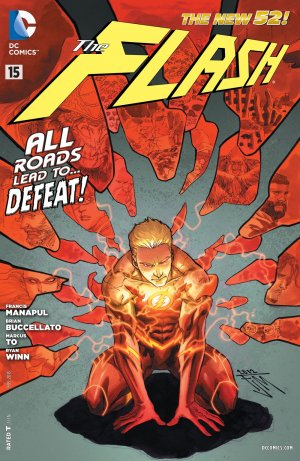 Flash # 15 Issues V4 (2011 - 2016) - The New 52