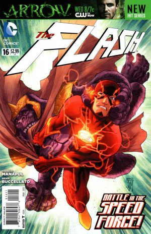 Flash # 16 Issues V4 (2011 - 2016) - The New 52