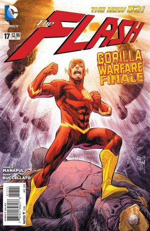 Flash # 17 Issues V4 (2011 - 2016) - The New 52