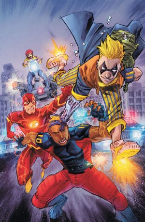 Flash # 18 Issues V4 (2011 - 2016) - The New 52