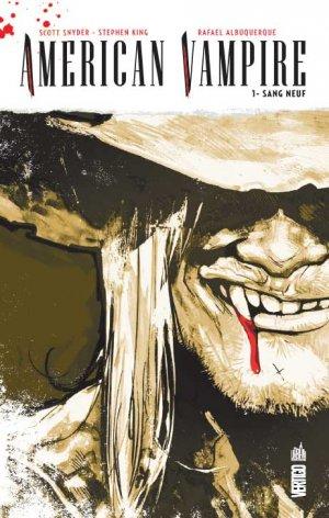 American Vampire édition TPB hardcover (cartonnée)