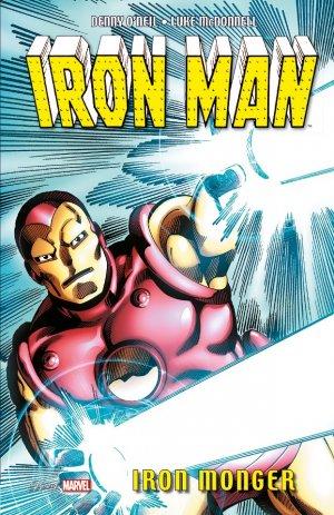 Iron Man - Iron monger édition TPB hardcover (cartonné)