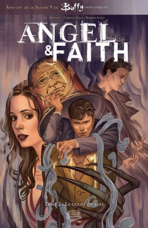 Angel & Faith # 2 TPB hardcover (cartonnée)