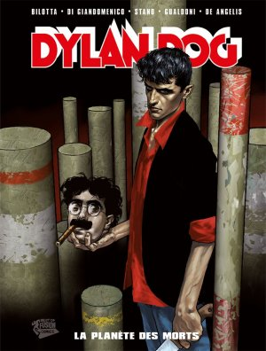Dylan Dog édition TPB Hardcover - Best Of Fusion (2013)