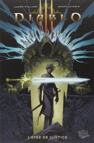 Diablo (Aaron) édition TPB softcover (souple)