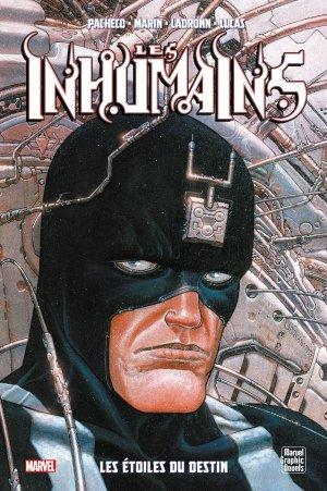 Les Inhumains - Les Étoiles du Destin édition TPB hardcover (cartonnée)