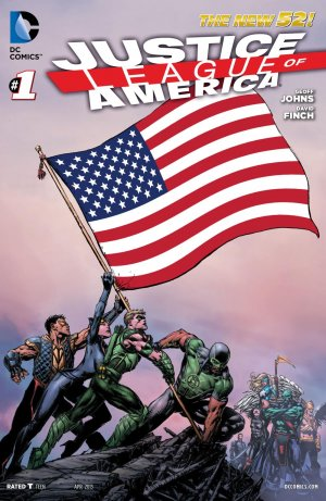 Justice League Of America # 1 Issues V4 (2013 - 2014)