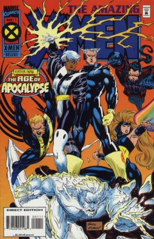 Amazing X-Men # 1 Issues V1 (1995)