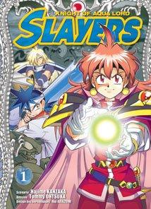 Slayers - Knight of Aqua Lord T.1