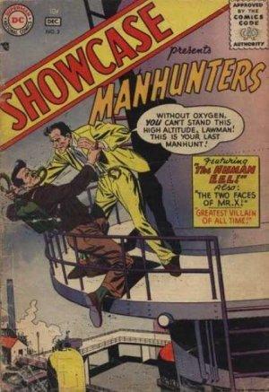 Showcase 5 - presents MANHUNTERS