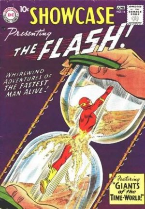 Showcase 14 - Presenting THE FLASH!