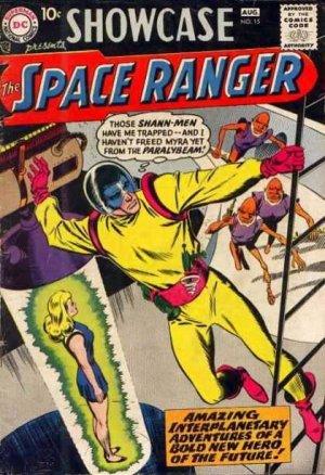 Showcase 15 - presents The SPACE RANGER