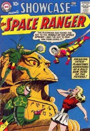 Showcase 16 - presents The SPACE RANGER