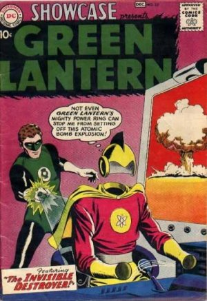 Showcase 23 - presents GREEN LANTERN