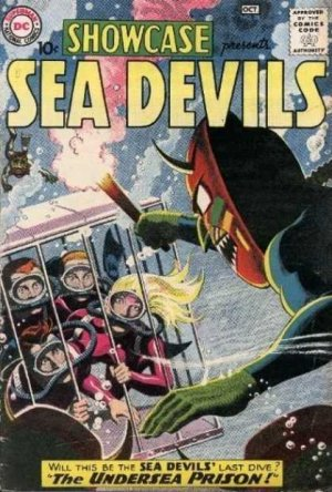Showcase 28 - presents SEA DEVILS