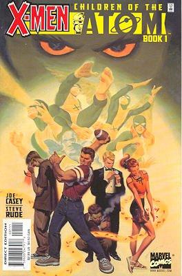 X-Men - Children of the Atom édition Issues V1 (1999 - 2000)
