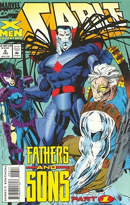 Cable 6 - Fathers and Sons:Part One:Sunset Breaks