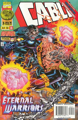 Cable # 35 Issues V1 (1993 - 2002)