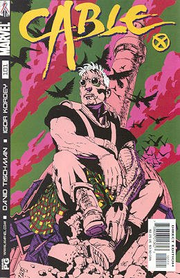 Cable # 101 Issues V1 (1993 - 2002)