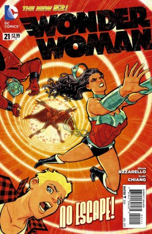 Wonder Woman # 21 Issues V4 - New 52 (2011 - 2016)