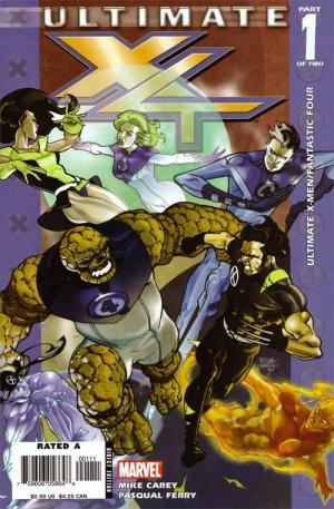 Ultimate X-Men / Fantastic Four édition Issues (2006)