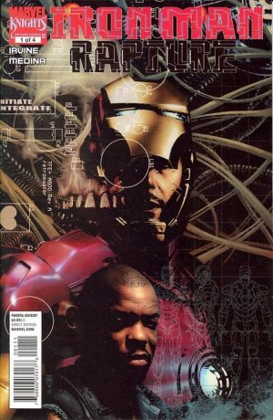 Iron Man - Rapture édition Issues