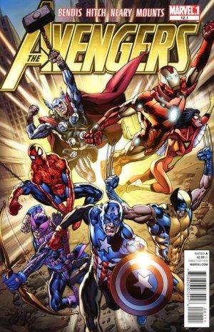 Avengers # 12.1 Issues V4 (2010 - 2012)