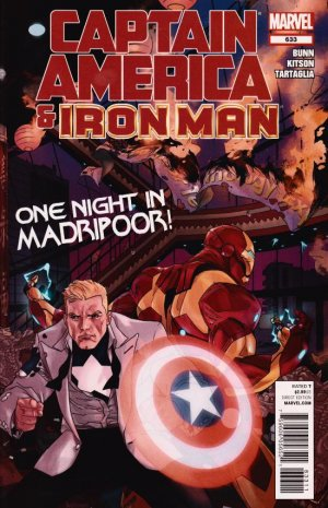Captain America And Iron Man édition Issues