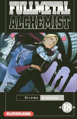 Fullmetal Alchemist # 18