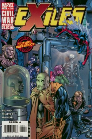 Exiles # 79 Issues V1 (2001 - 2008)