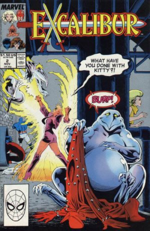Excalibur # 2 Issues V1 (1988 - 1998)
