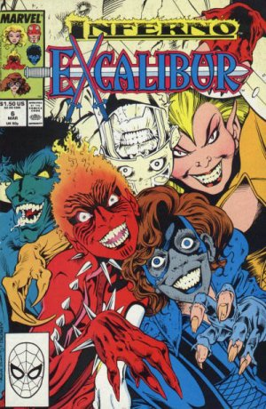 Excalibur # 6 Issues V1 (1988 - 1998)