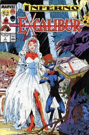 Excalibur # 7 Issues V1 (1988 - 1998)
