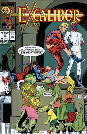 Excalibur # 9 Issues V1 (1988 - 1998)