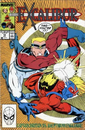 Excalibur # 10 Issues V1 (1988 - 1998)