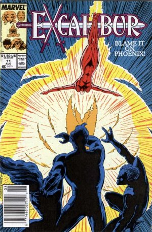 Excalibur # 11 Issues V1 (1988 - 1998)
