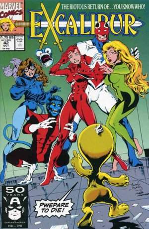 Excalibur # 42 Issues V1 (1988 - 1998)