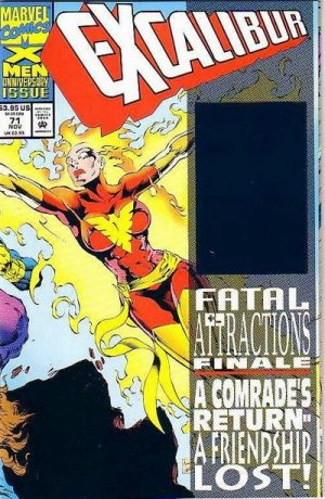 Excalibur # 71 Issues V1 (1988 - 1998)